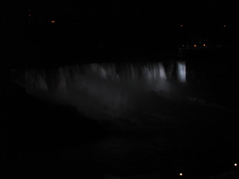 Niagara Falls at Night - 11