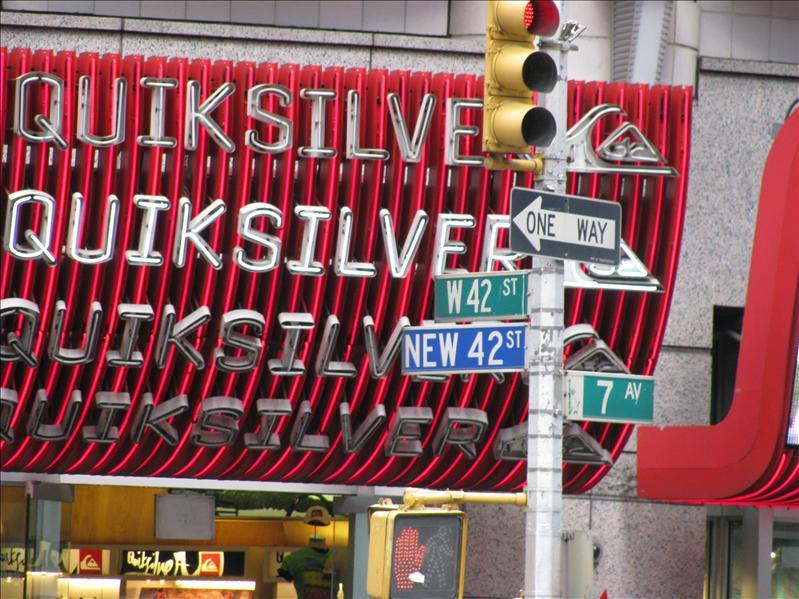 42nd street zoals de musical die Ilse (Leoni enz) hebben gezien