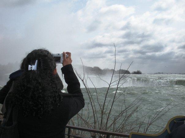 Smina photographing
