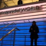 A Kid Again at Nintendo World