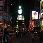 Times Square at Midnight