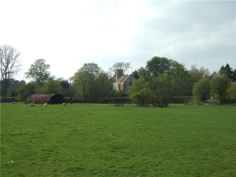 View to Shipton on Cherwell