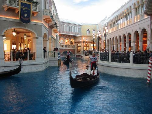 Venetian Casino, Las Vegas