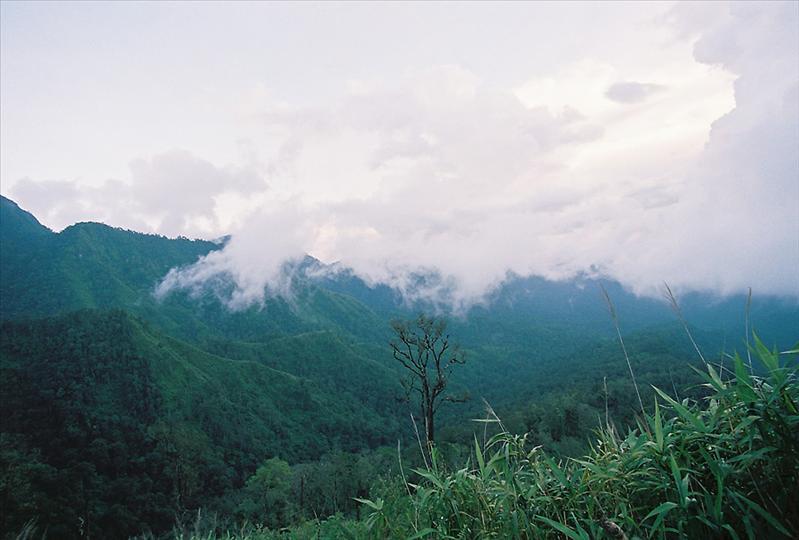 view on the way Phoosoidao