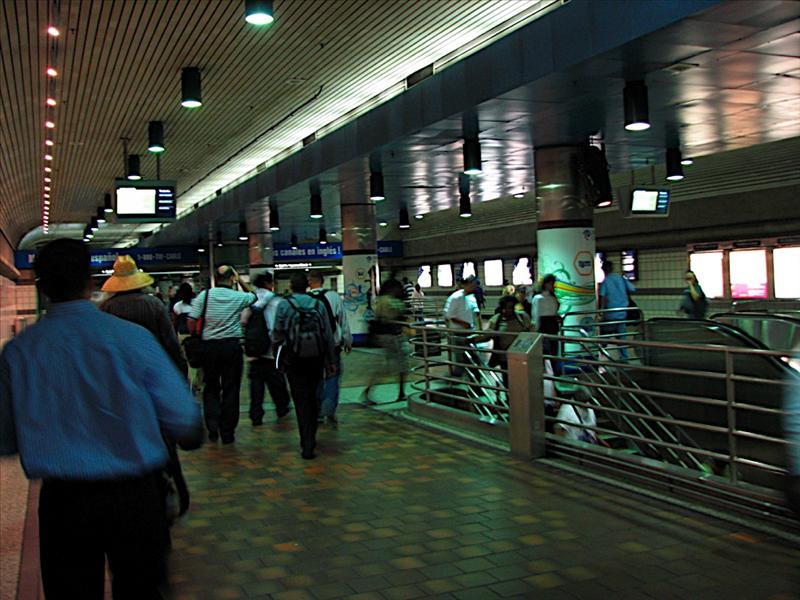 Hollywood Subway station