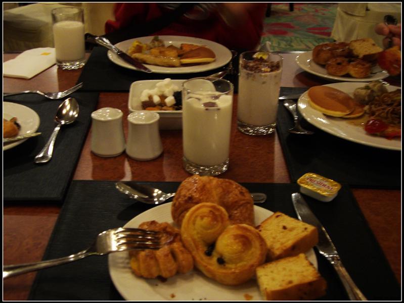 我喜愛的早餐方式