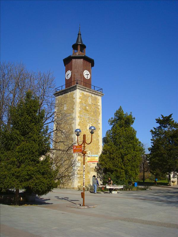Clock Tower Svishtov
