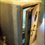 A little bit of the yeast is put in a safe in case something happens to a batch.JPG