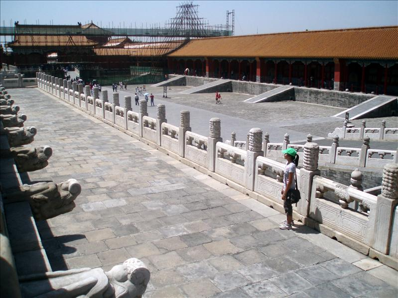 Okay, I dont want to play hide and seek here any more, where are you guys. Forbidden City.
