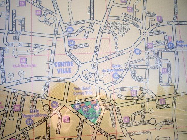 Lemped的地圖