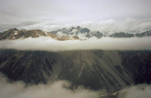 MOUNT COOK NATIONAL PARK, SI - FEB 2004