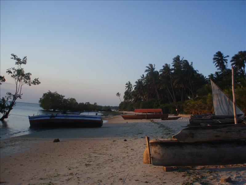 Fuji Beach, Zanzibar