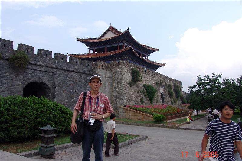 云南大理古城(China)