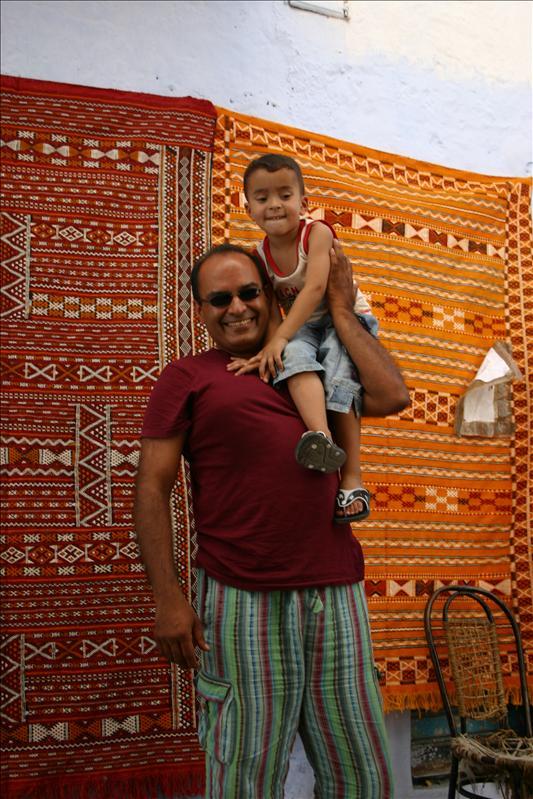 Mohammad & I