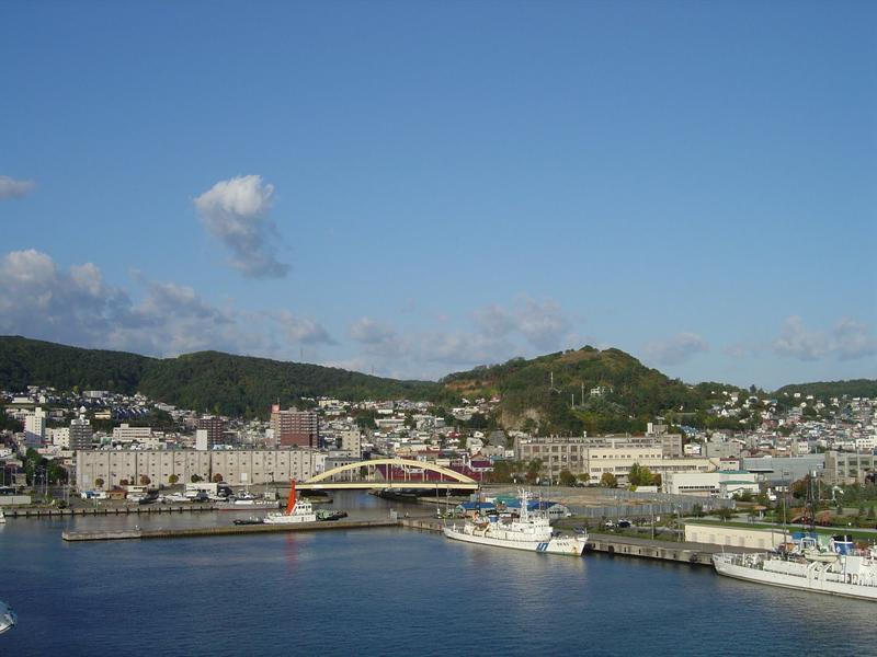 OTARU sea-port