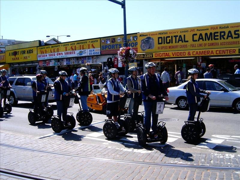 Segway Tour Group