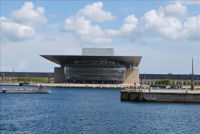 Opera House, Copenhagen