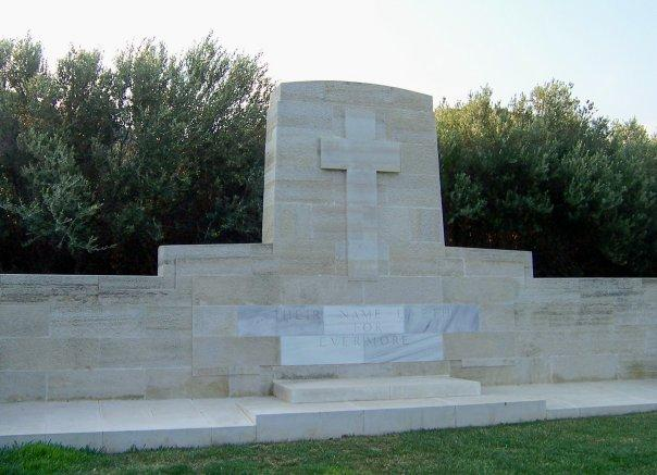 GALLIPOLI - THEIR NAME LIVETH FOR EVERMORE