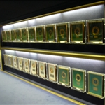 inside you wil see all his gold record albums