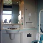 火車上的廁所