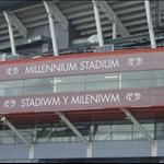 Stadiwn Y Mileniwm ac Castell Caerdydd, 2008