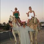 Egypten 09 med Ninna