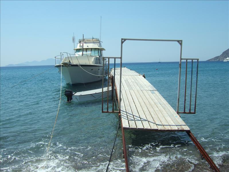 The Sacallis Hotel Owner's Cruiser, Kefalos Bay