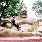 广西桂林、弥勒佛
