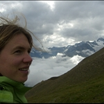 Aline•on Rothorn•2008