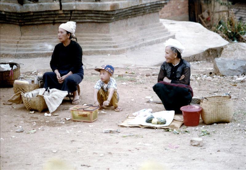 云南、集市
