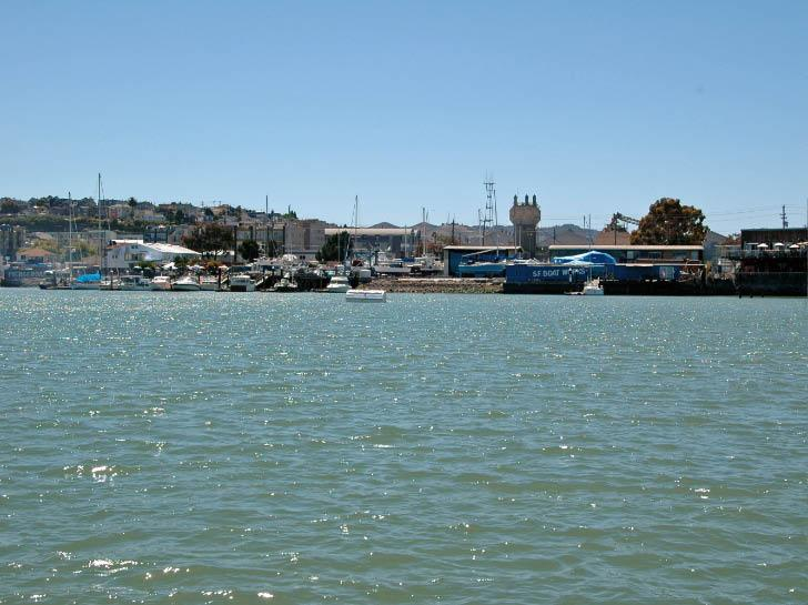 boating at san francisco