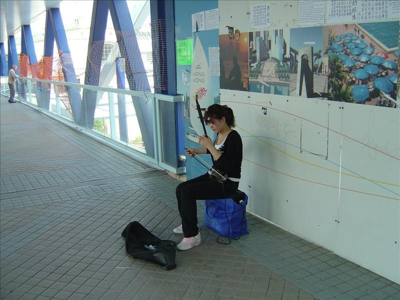 young street artist