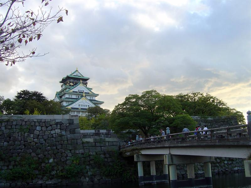 "OSAKA CASTLE MUSEUM (大阪城 ""天 守 閣"")"