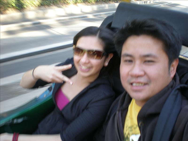 Autopia with Marie