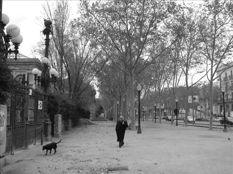 park Ciutadella shots