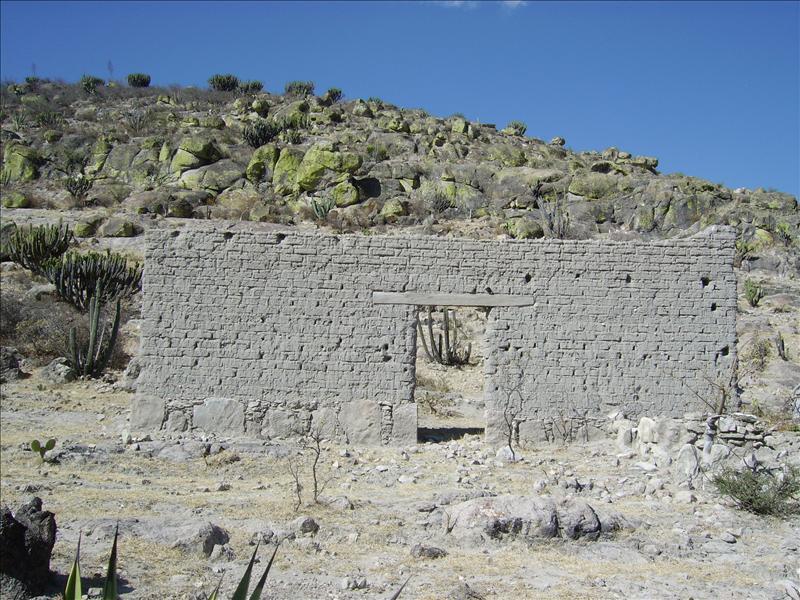 ruins•Mitla•2008