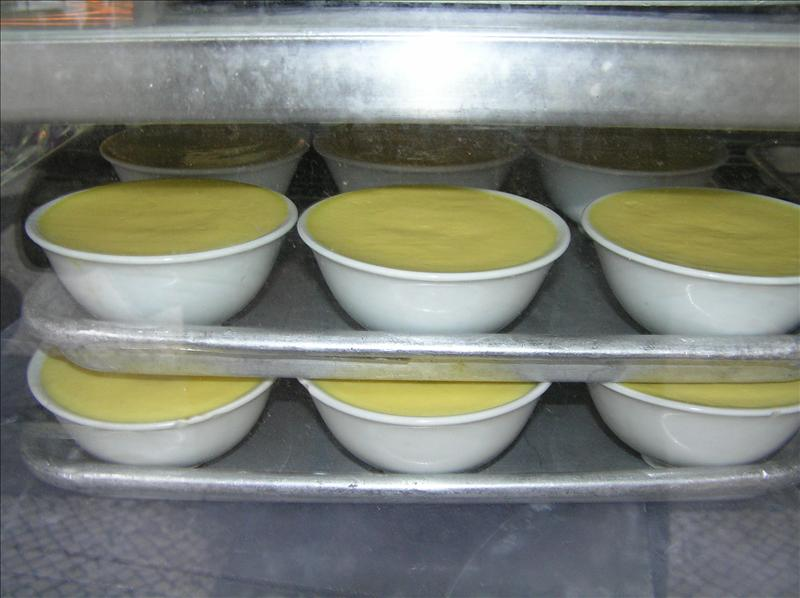 Milk and Egg Custard