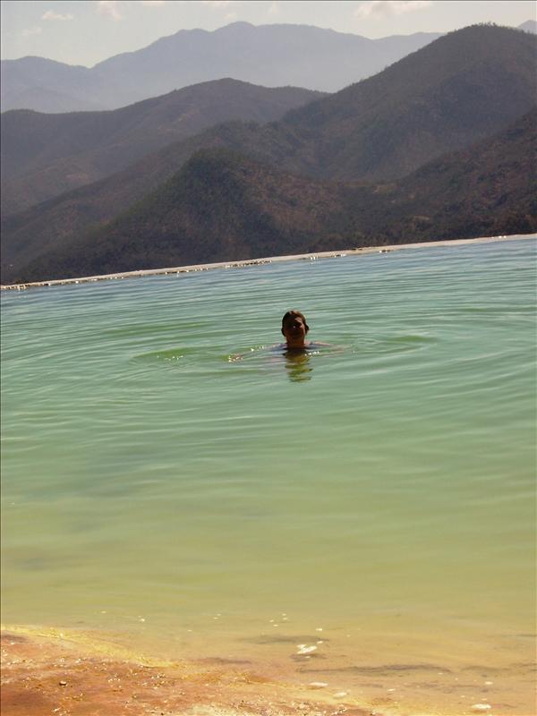 Aline•Hierve el Agua•2008