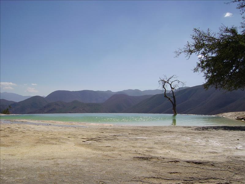 Hierve el Agua•2008