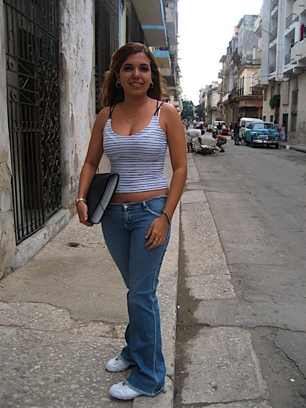 My Cuban sister, Annya.