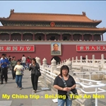 My China Trip -  beijing