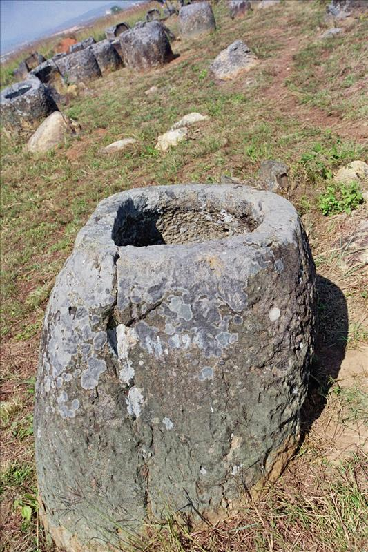ANOTHER PLAIN OF JARS SITE