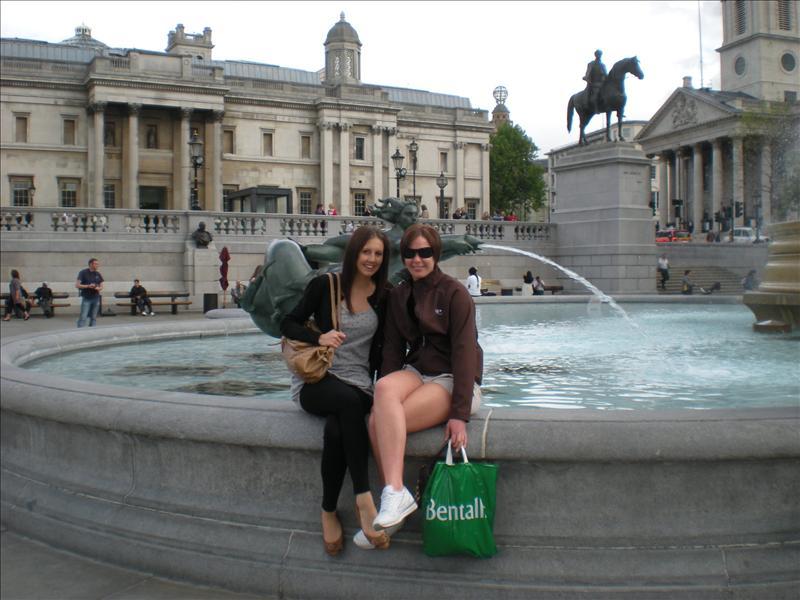 Trafalgar Square - 20th May
