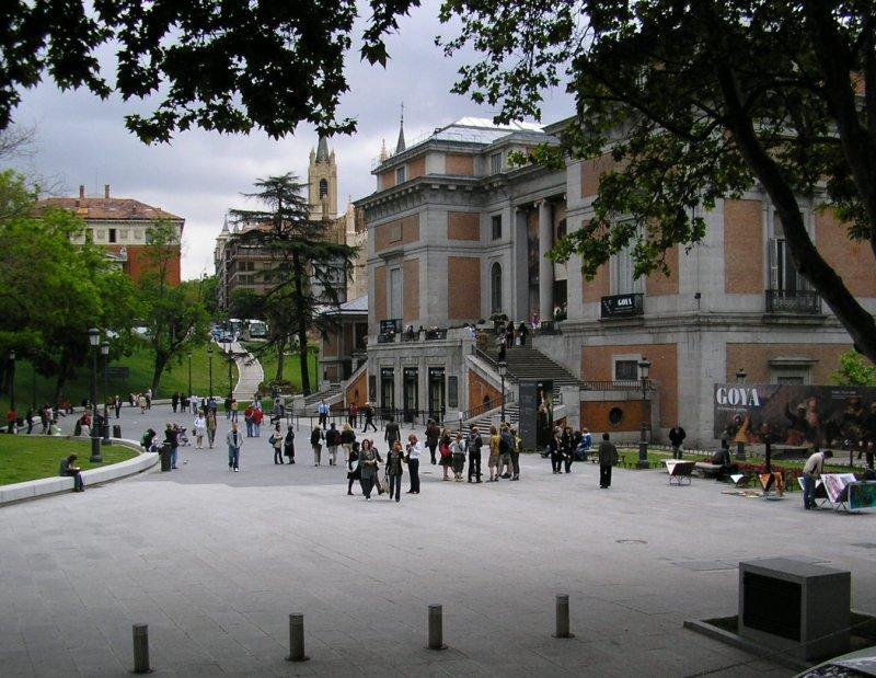 ...... Prado museum