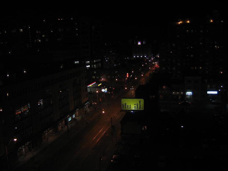 Toronto Night Scene - 09