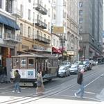 舊金山特有的纜車