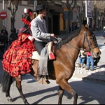 The Tres Tombs (Three Turns) festival .....
