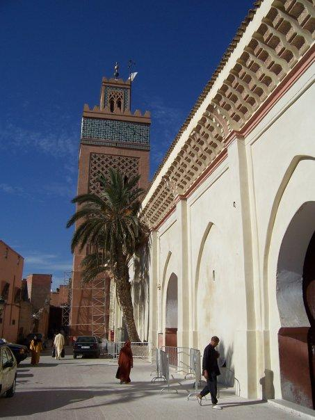 KASBAH MOSQUE, MARRAKECH