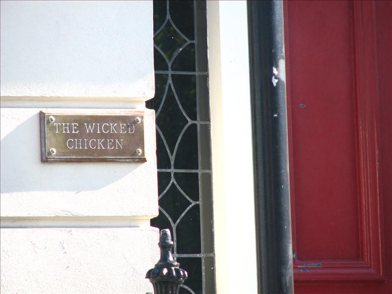 The Wicked Chicken club is apparently know around Ireland