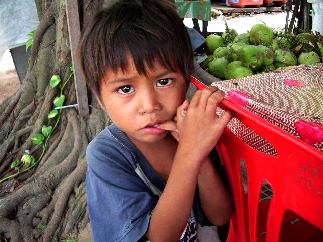 Street Child (Cambodia)